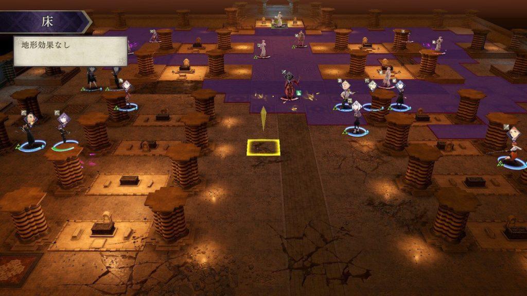 戦闘マップ2