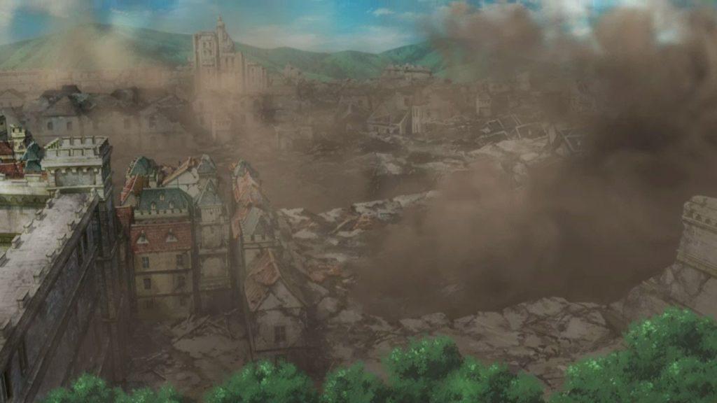 メリセウス要塞